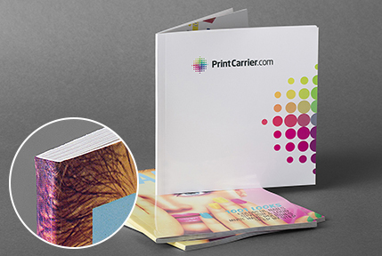 Perfect Bound Brochures