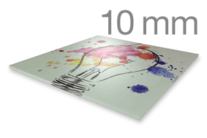 Large Format Printing Acrylic Glass 10mm
