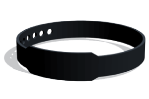 PVC Control Wristbands